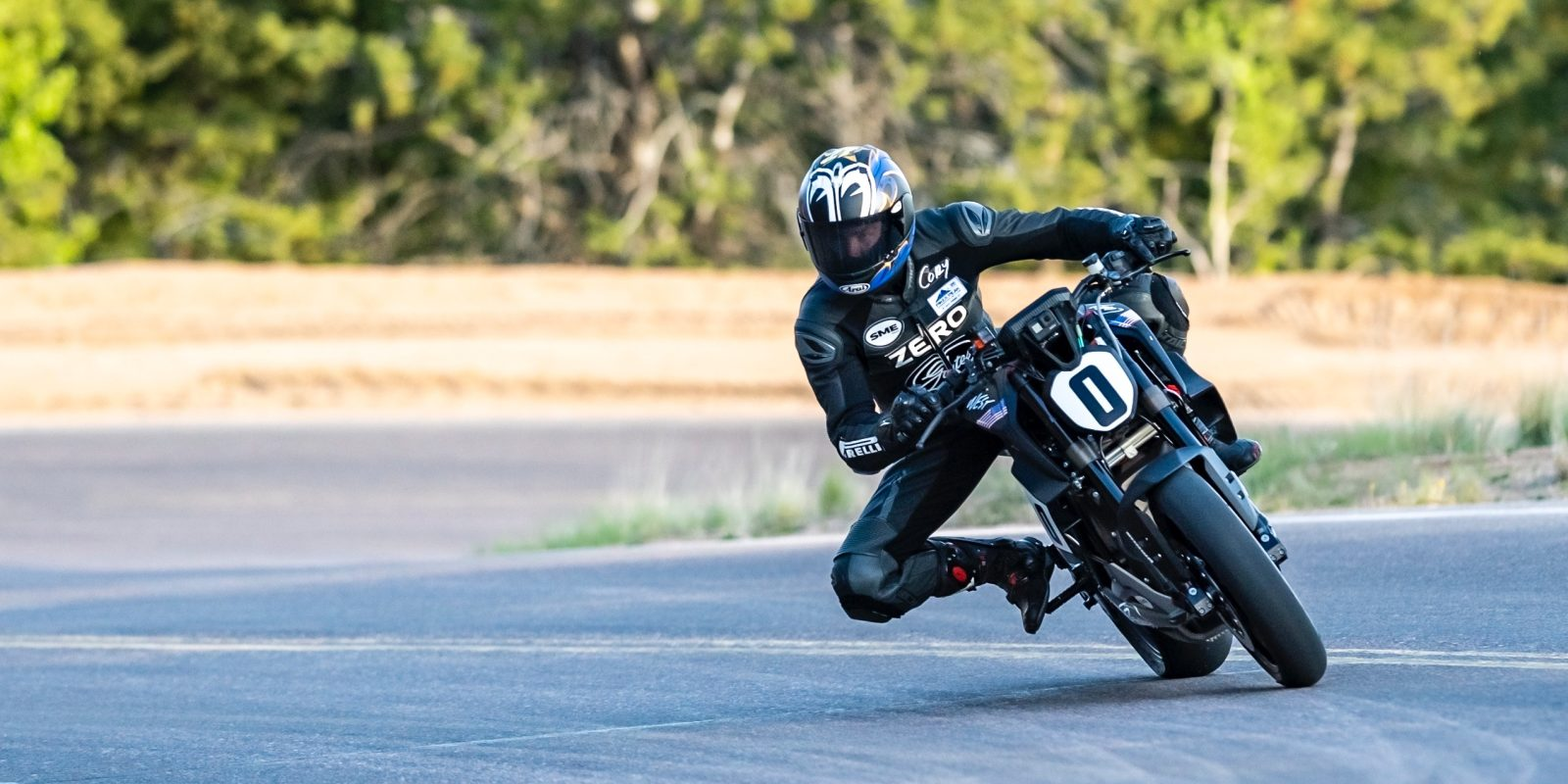 Here's how Zero turned the SR/F streetfighter into a racing electric motorcycle
