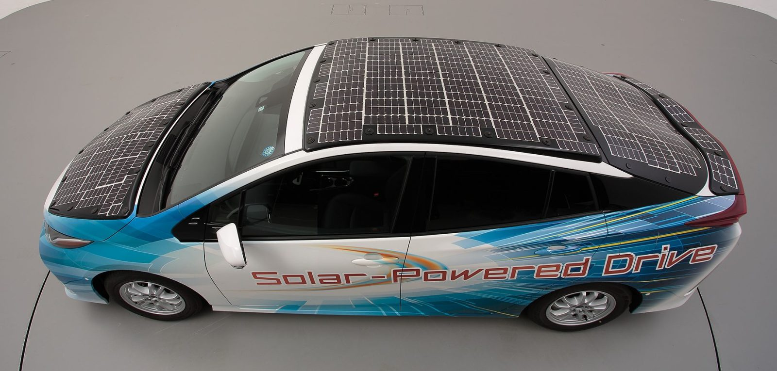 Image result for toyota solar car