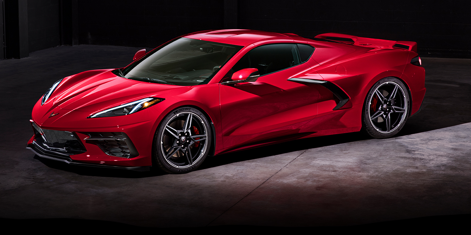new chevrolet corvette could get an all-electric version in the future