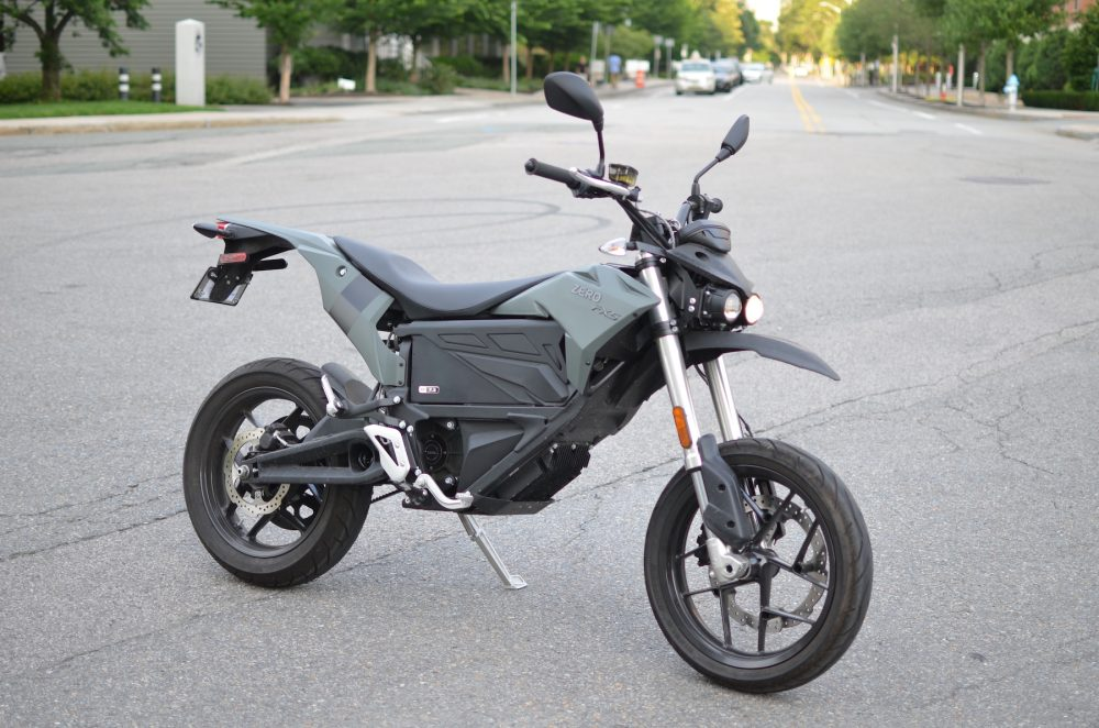 Review: 2019 Zero FXS is the low cost electric motorcycle field's
