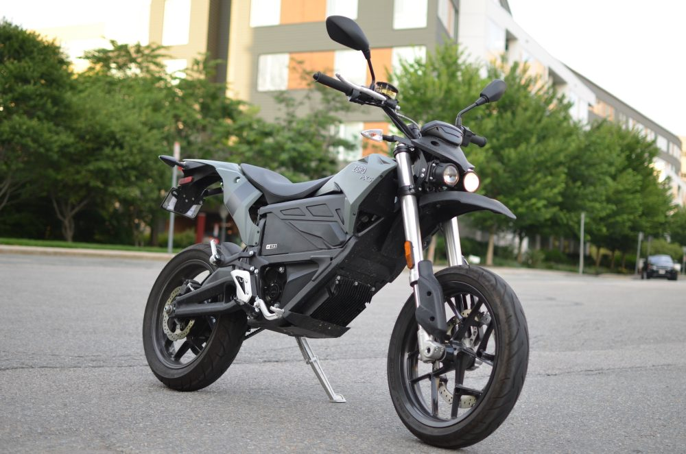 Review: 2019 Zero FXS is the low cost electric motorcycle