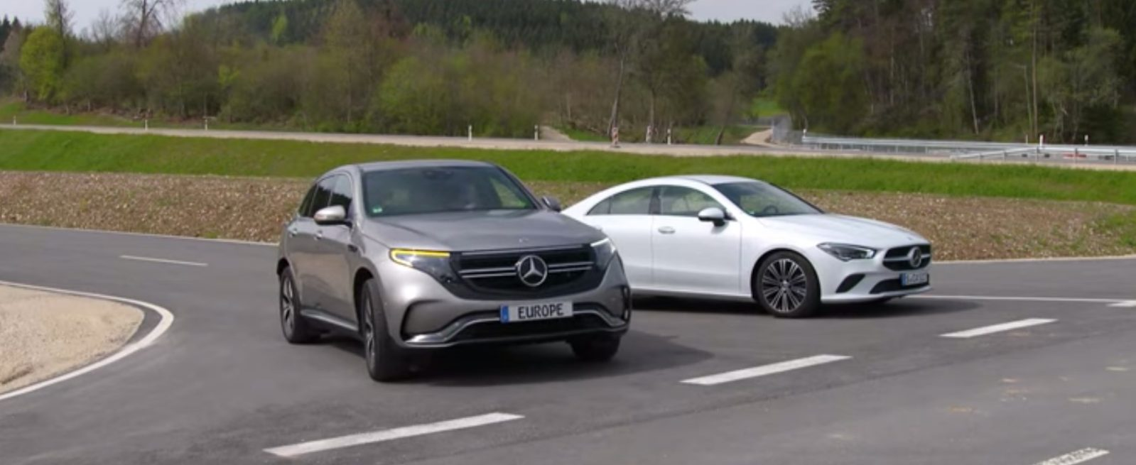 Mercedes-Benz demonstrates pedestrian sound for EQC electric SUV as it becomes mandatory