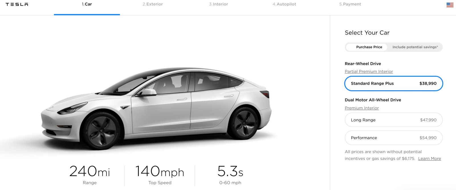 Tesla updates pricing and options across lineup, discontinues several variants | Electrek