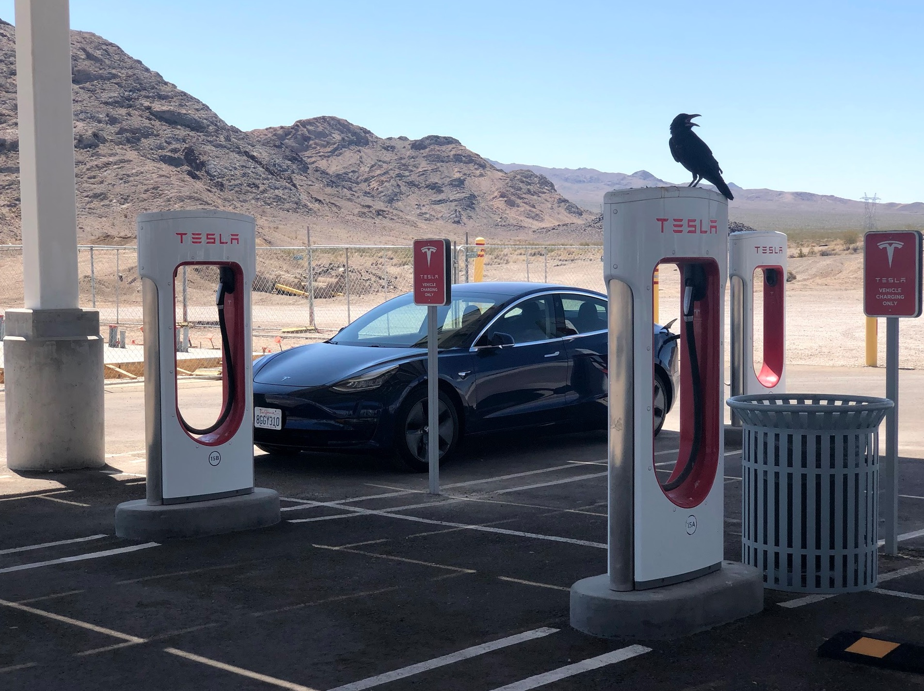 Tesla Model 3 is the best road trip car - Electrek