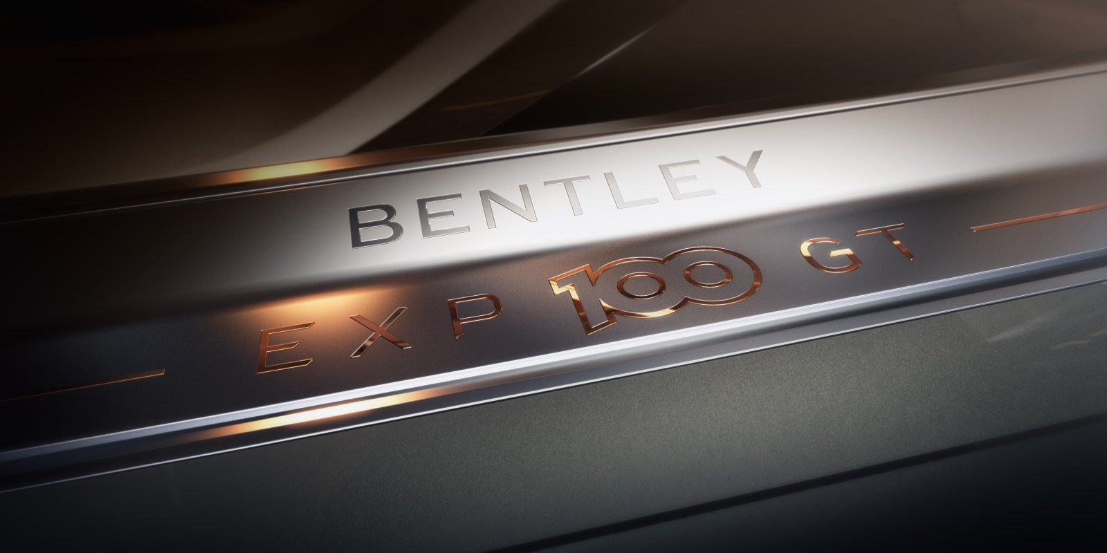 Bentley teases EXP 100 GT zero emissions concept car before unveiling next week