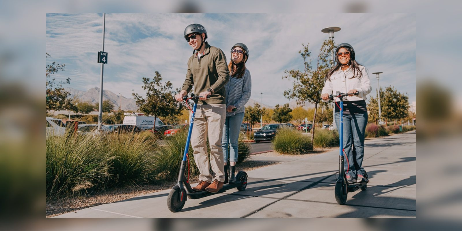 BOGO's dangerous looking two-person electric scooter coming soon