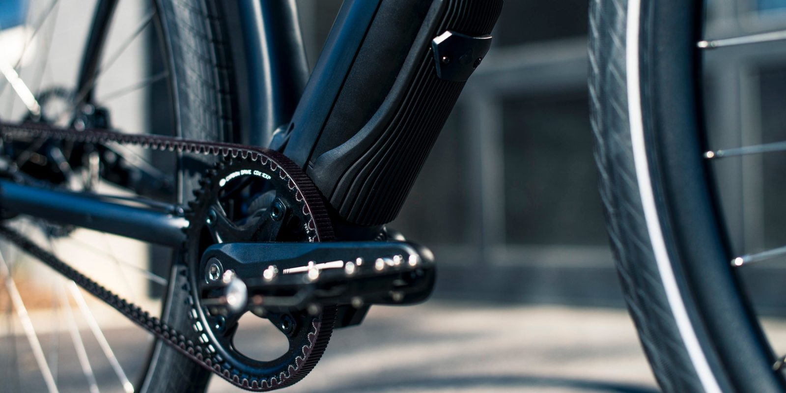 2019 Budnitz Model E electric bicycle now features removable motor and Gates belt drive
