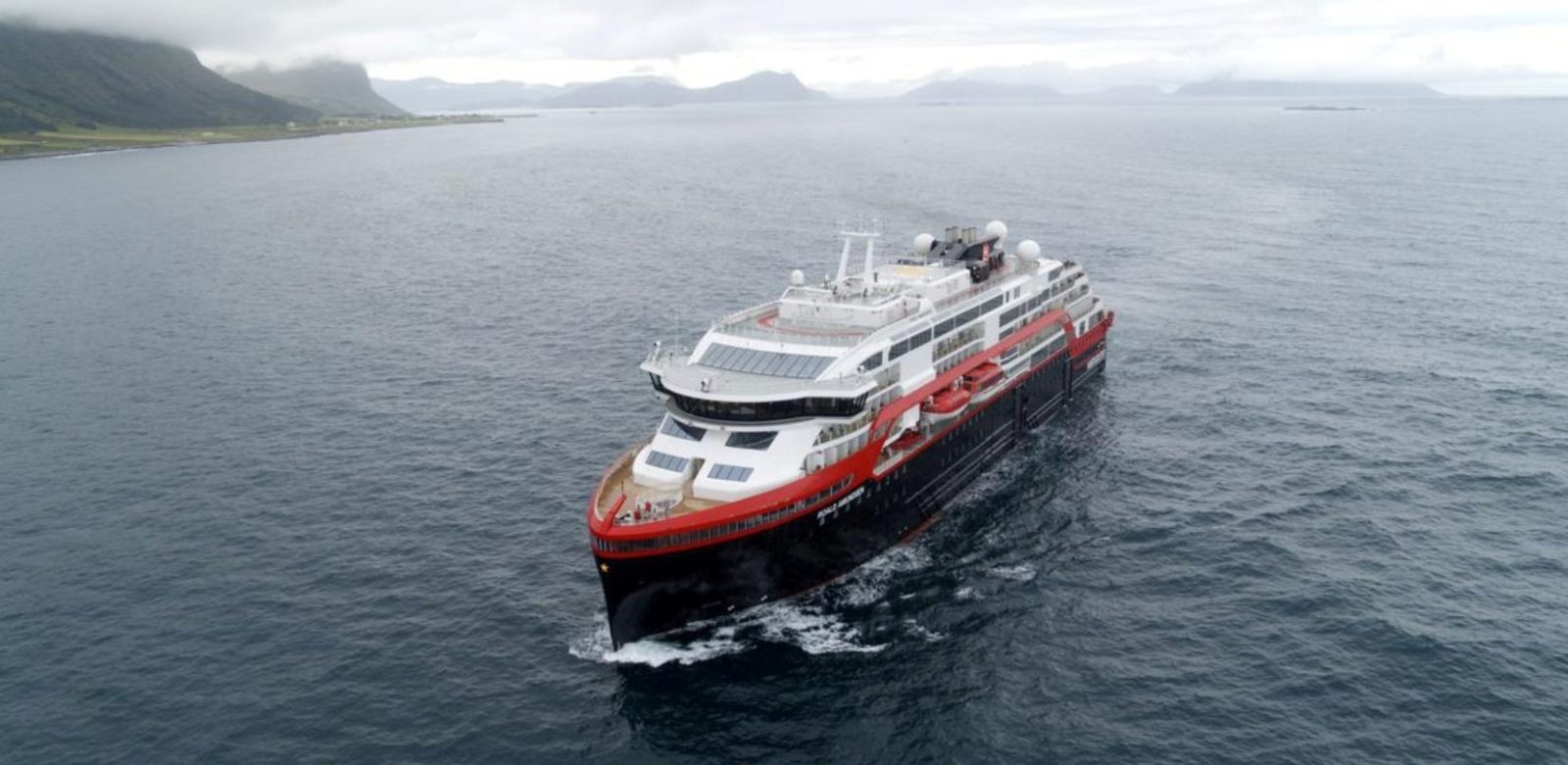 Batteries are making their way into cruise ships with new plug-in ...