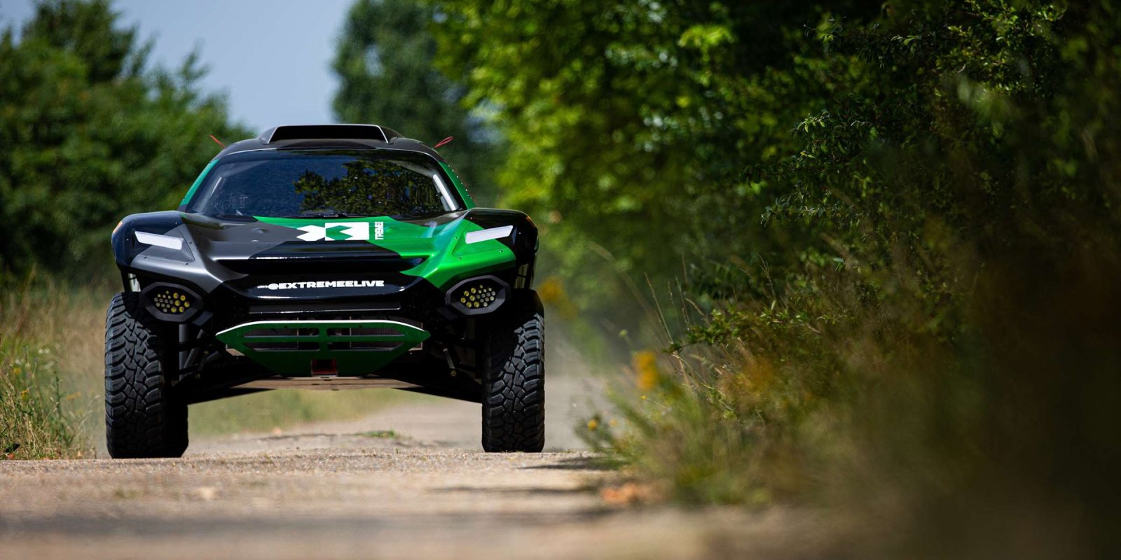 Extreme E unveils Odyssey 21, an electric beast of an SUV built to race in extreme conditions