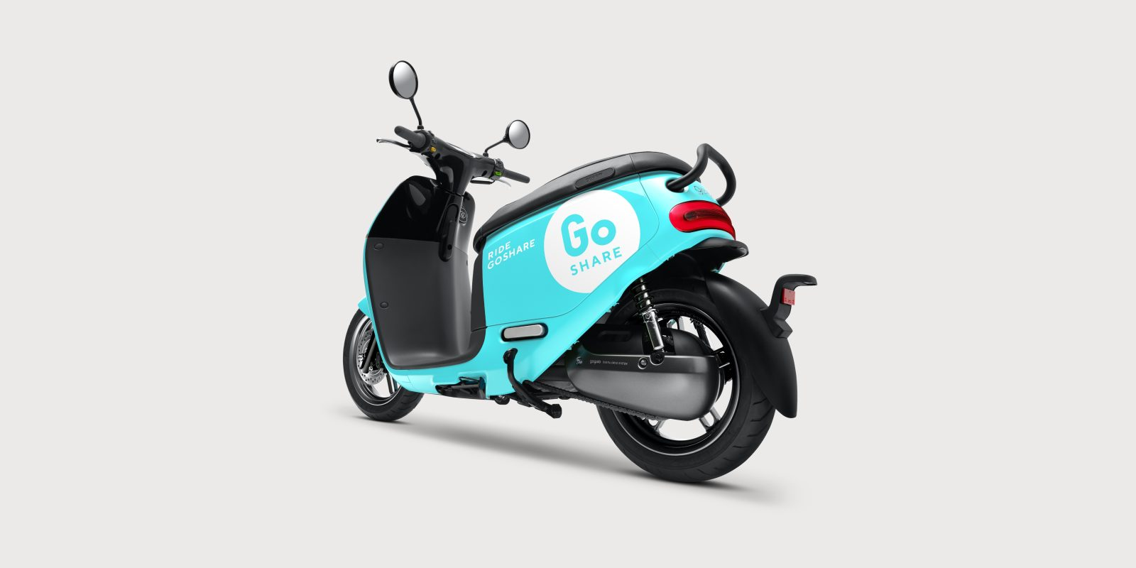 reputable site bc4f0 20be6 Gogoro announces its GoShare battery-swapping electric scooter rental  network