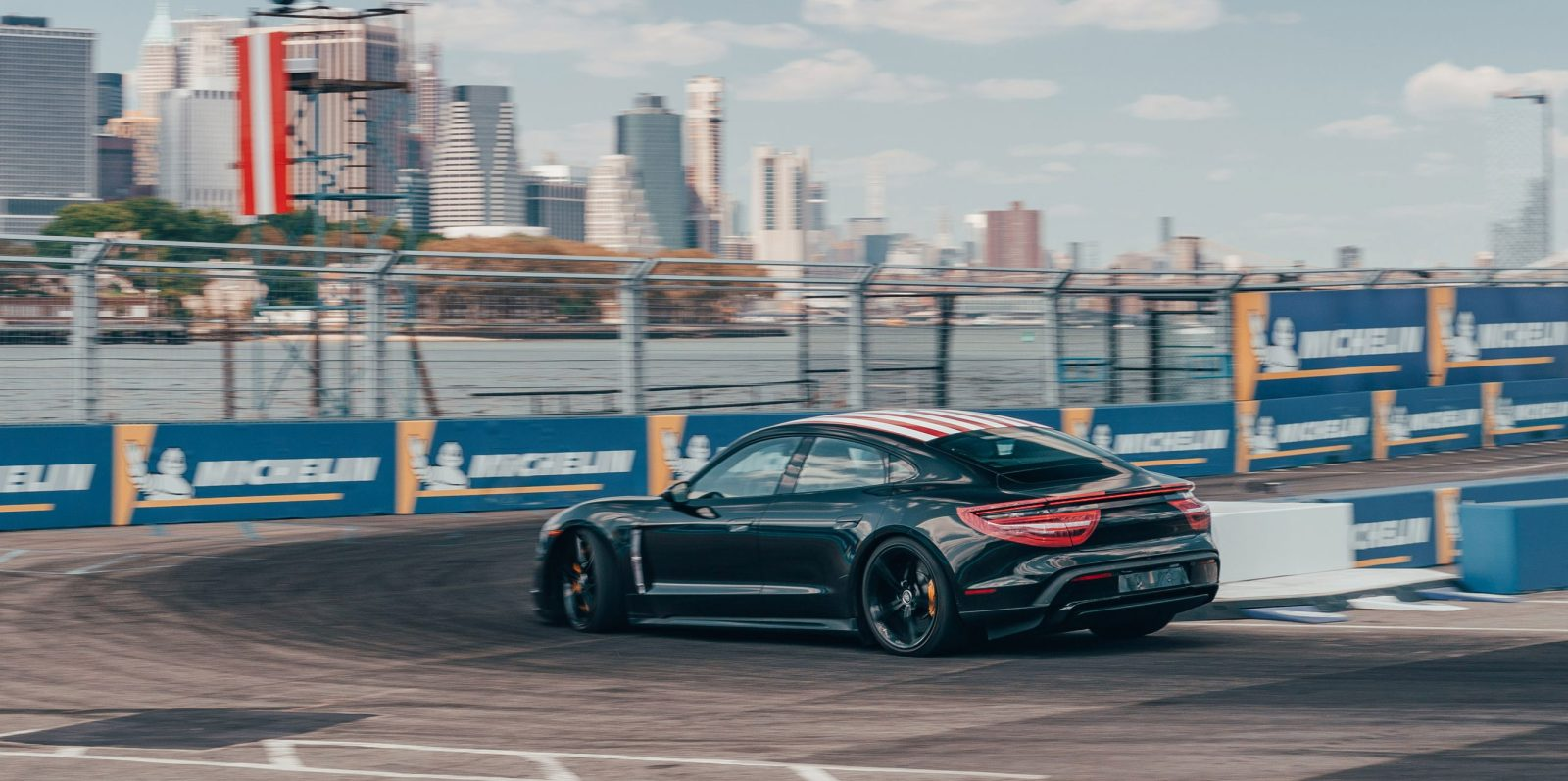 Porsche releases bizarre ad about going electric, Taycan makes Formula E appearance