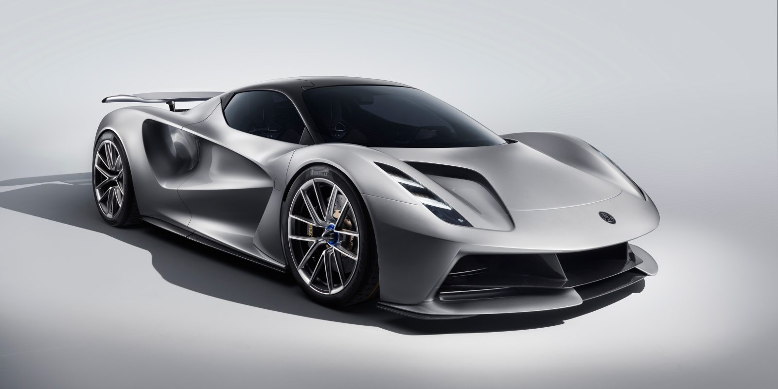 Lotus unveils its Evija, a stunning $2 million 2000 horsepower all-electric hypercar