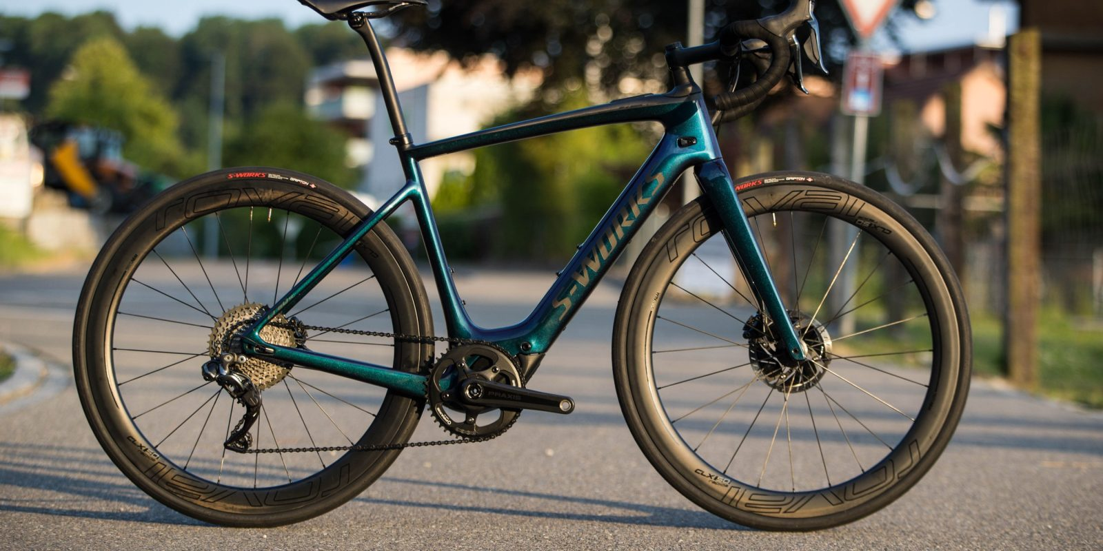 Here's why Specialized's new 120 mi range electric bicycle