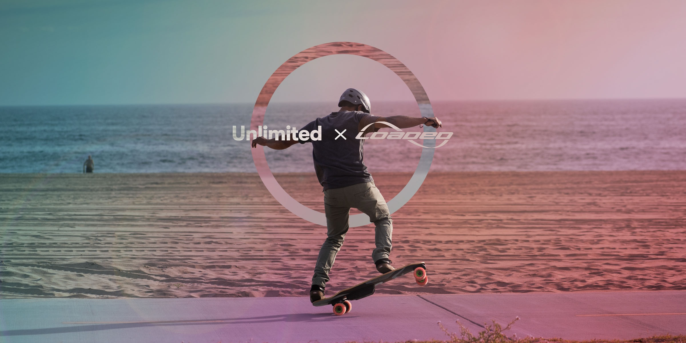 First Ride: Unlimited and Loaded roll out a fun new electric skateboard kit  Electrek