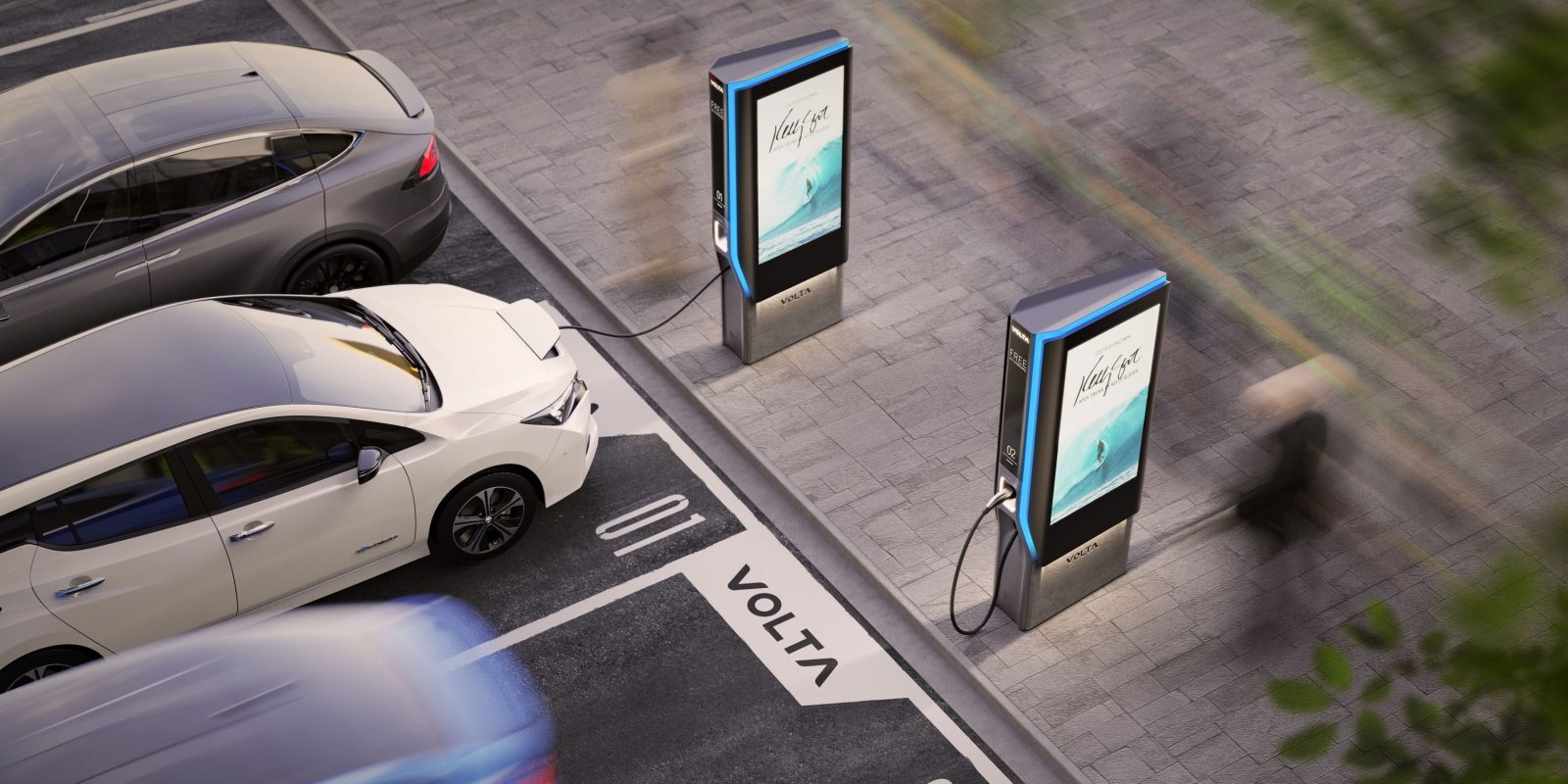 Volta Charging gets loan to expand its ad-supported free EV charging across the US