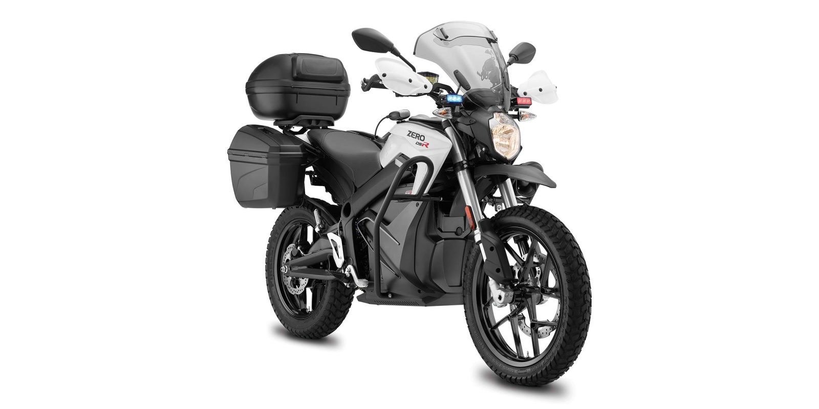 Mississippi State is the latest police force to adopt electric motorcycles