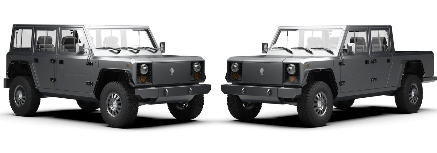 Bollinger to unveil B2 electric pickup truck and B1 utility truck next month