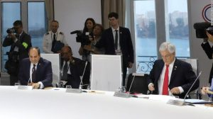 G7 climate change meeting 2019