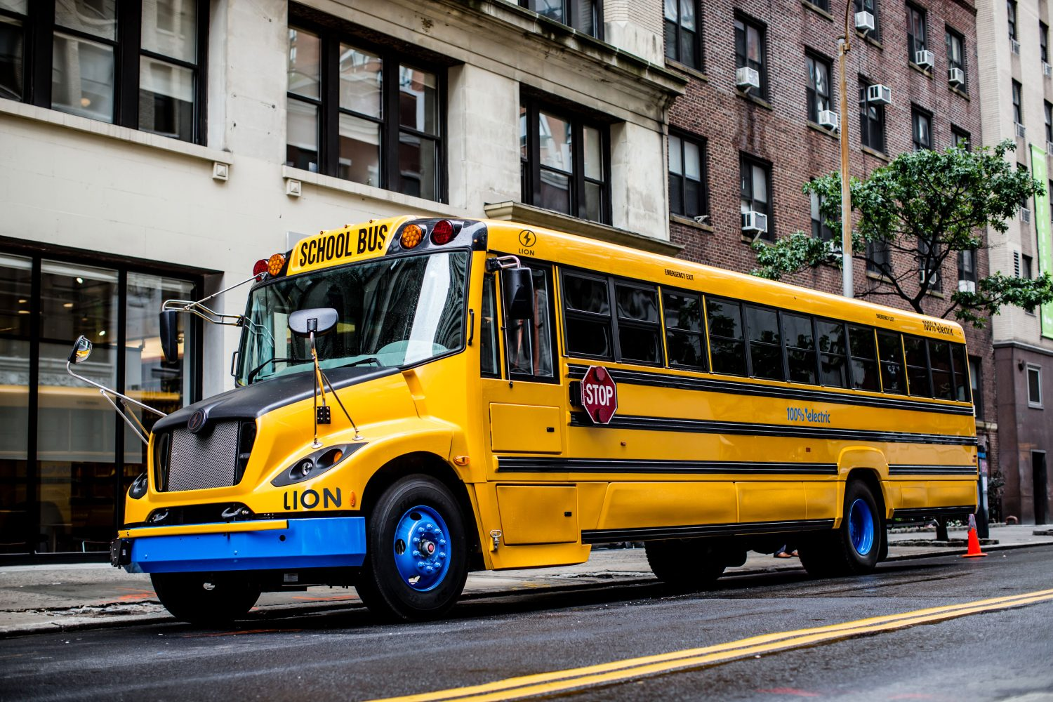 Virginia saves our kids; becomes the catalyst for electric school buses