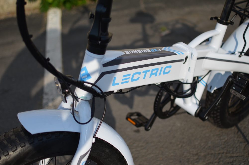 Lectric XP electric bicycle