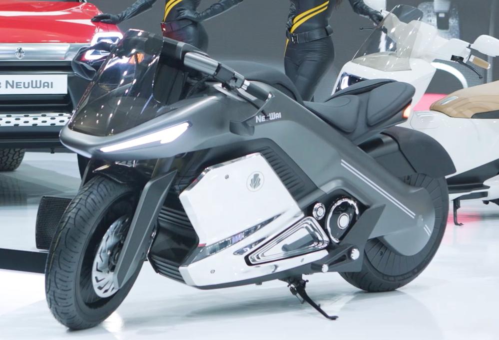 NeuWai electric motorcycle