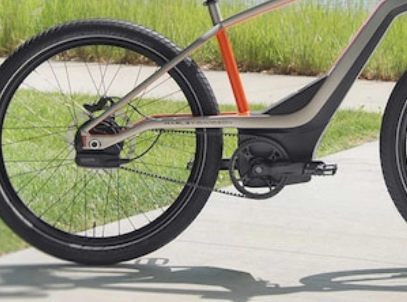 Harley-Davidson electric bicycles