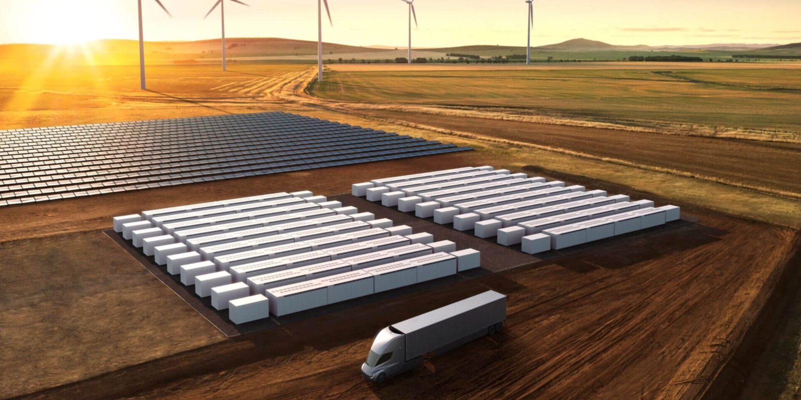 Elon Musk asks utilities to buy Tesla's new Megapack to replace peaker plants