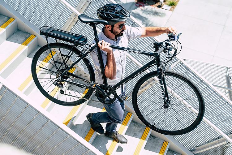 swagtron Eb12 electric city bike