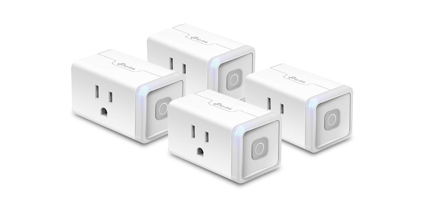 TP-Link's 4-pack of smart plugs for $45 highlights today's best Green Deals