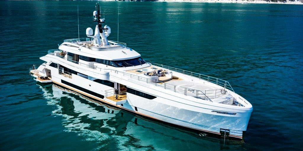 Mega yachts are going electric – Nidec installs giant