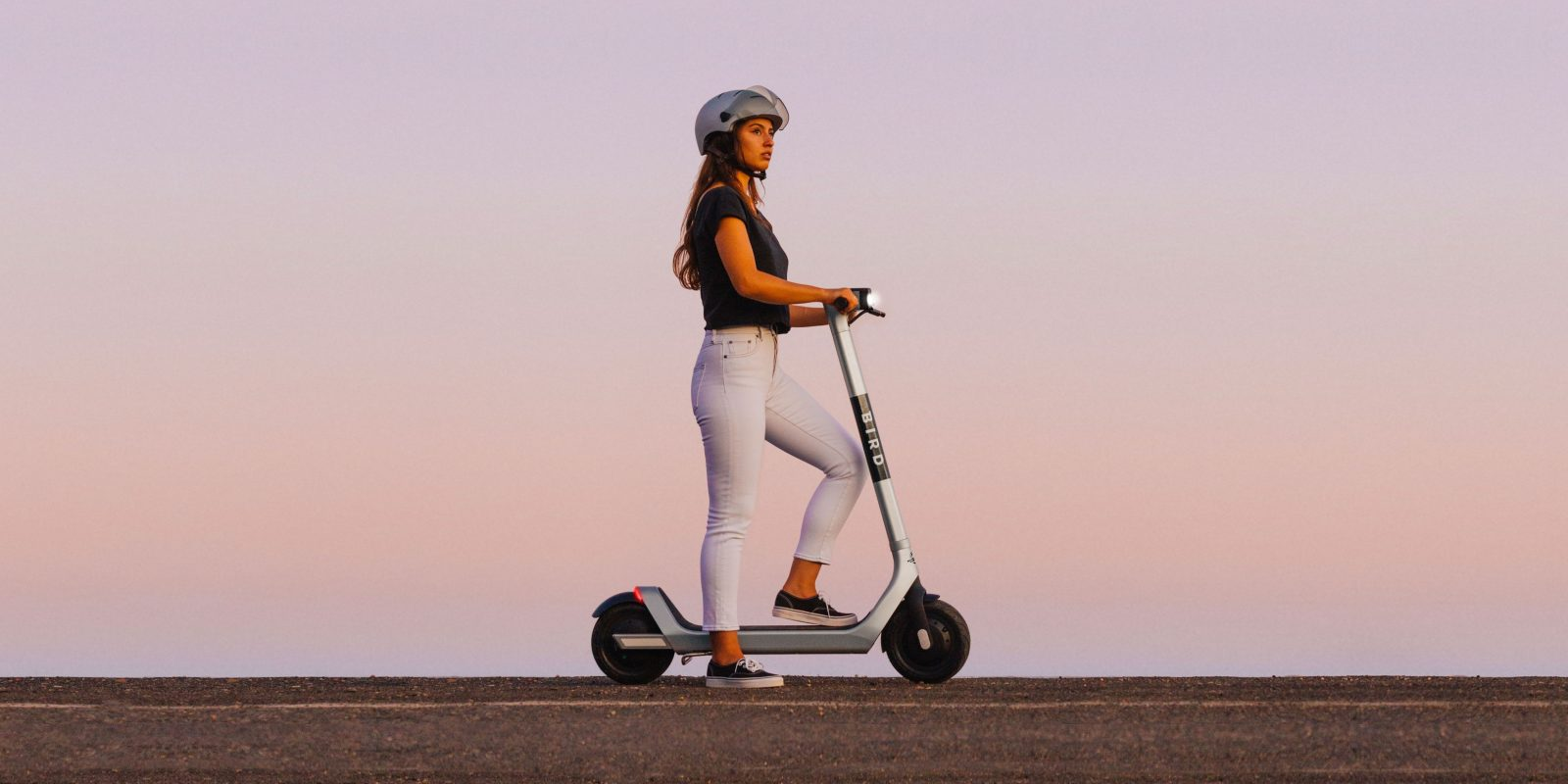 Bird's new futuristic Bird Two electric scooter ups the ante