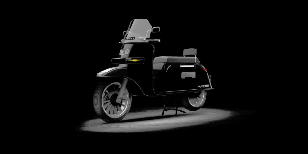 Blacksmith B3 electric scooter offers up to 75 mph and swappable batteries