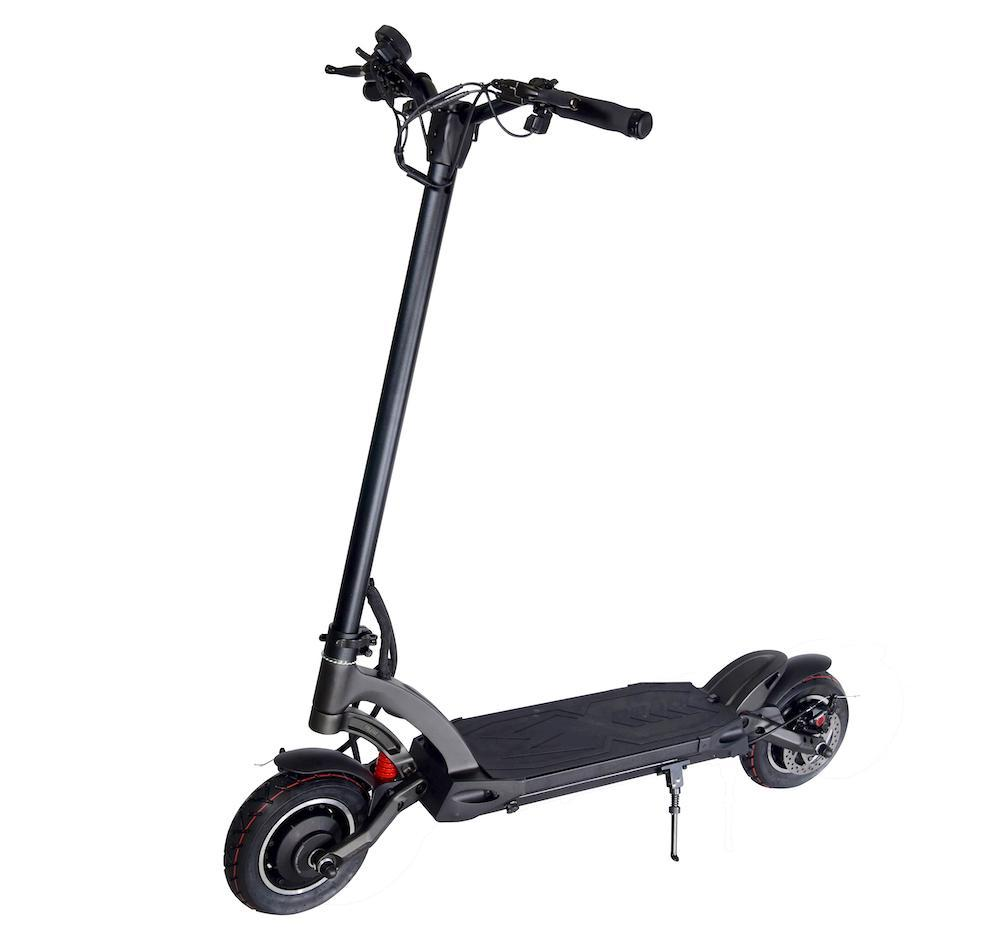 Mantis electric scooter fluidfreeride