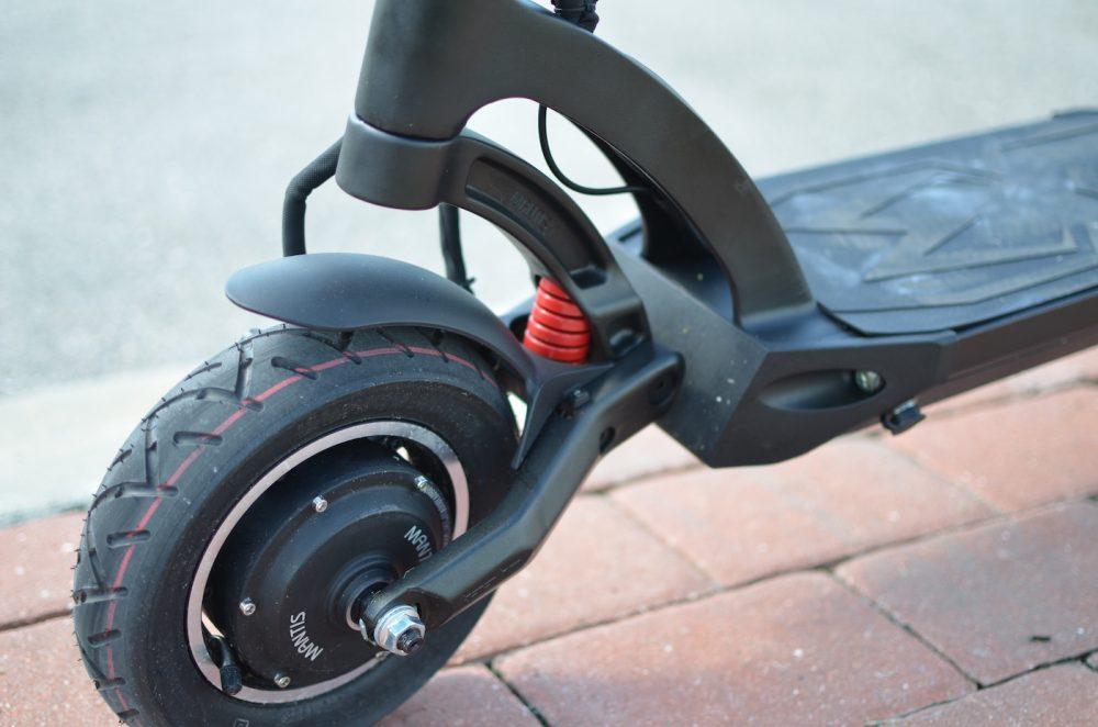 fluidfreeride mantis electric scooter