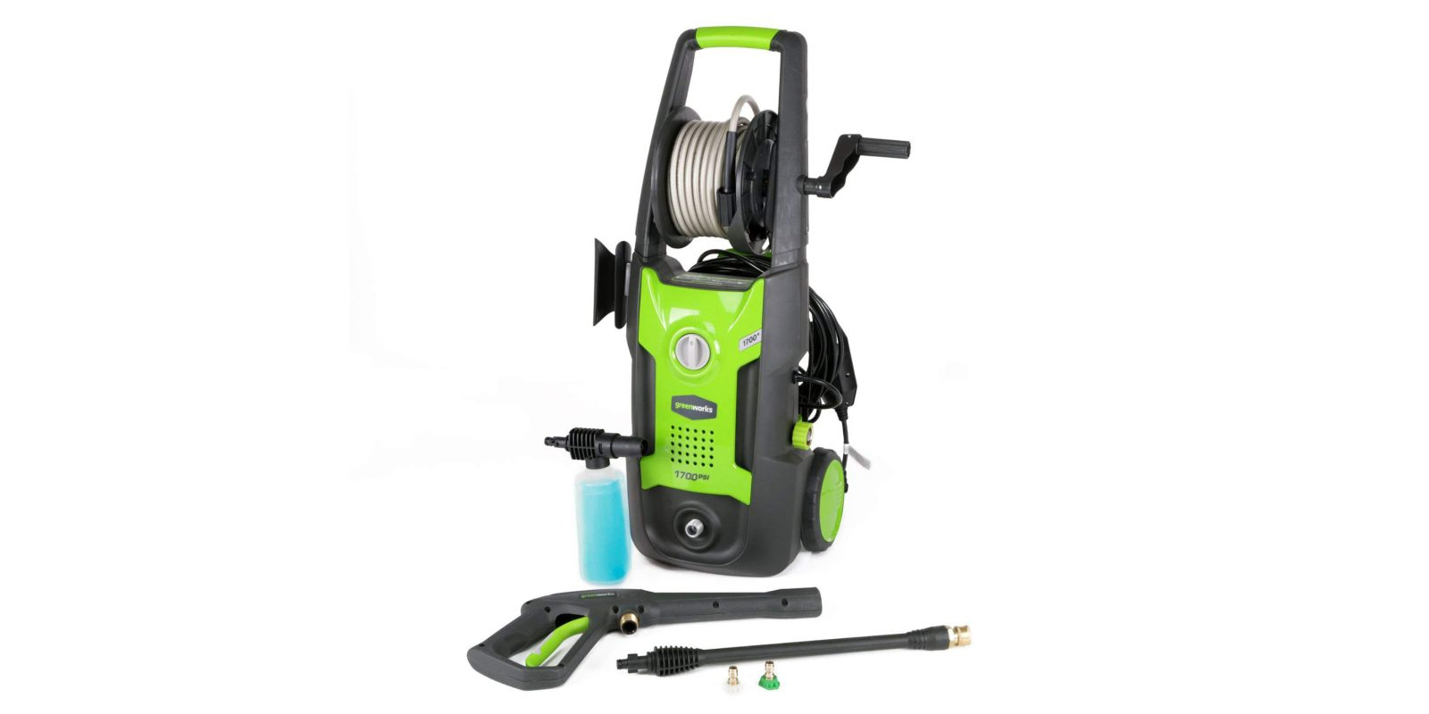 Greenworks 13A Electric Pressure Washer drops to $92 50, more in