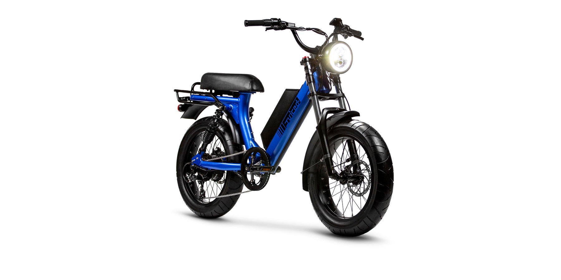 28 mph Juiced Scorpion moped-style electric bike begins deliveries - Electrek