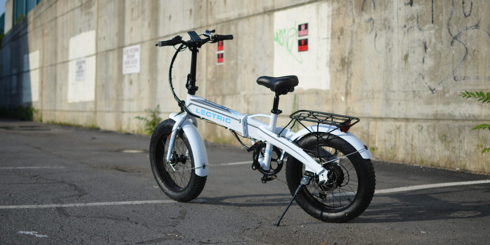 First ride: 28 MPH and $899 Lectric XP e-bike combines high speed and low cost