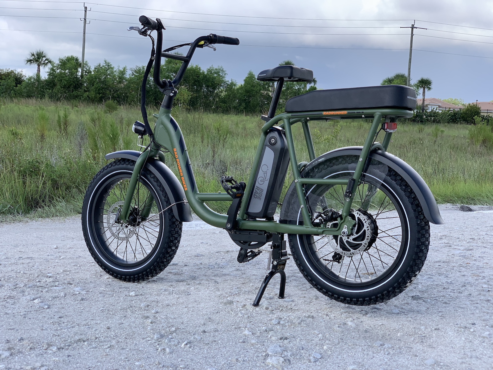 RadRunner review: The first test of Rad Power Bikes' new $1,299 mini-bike  style electric commuter - Electrek