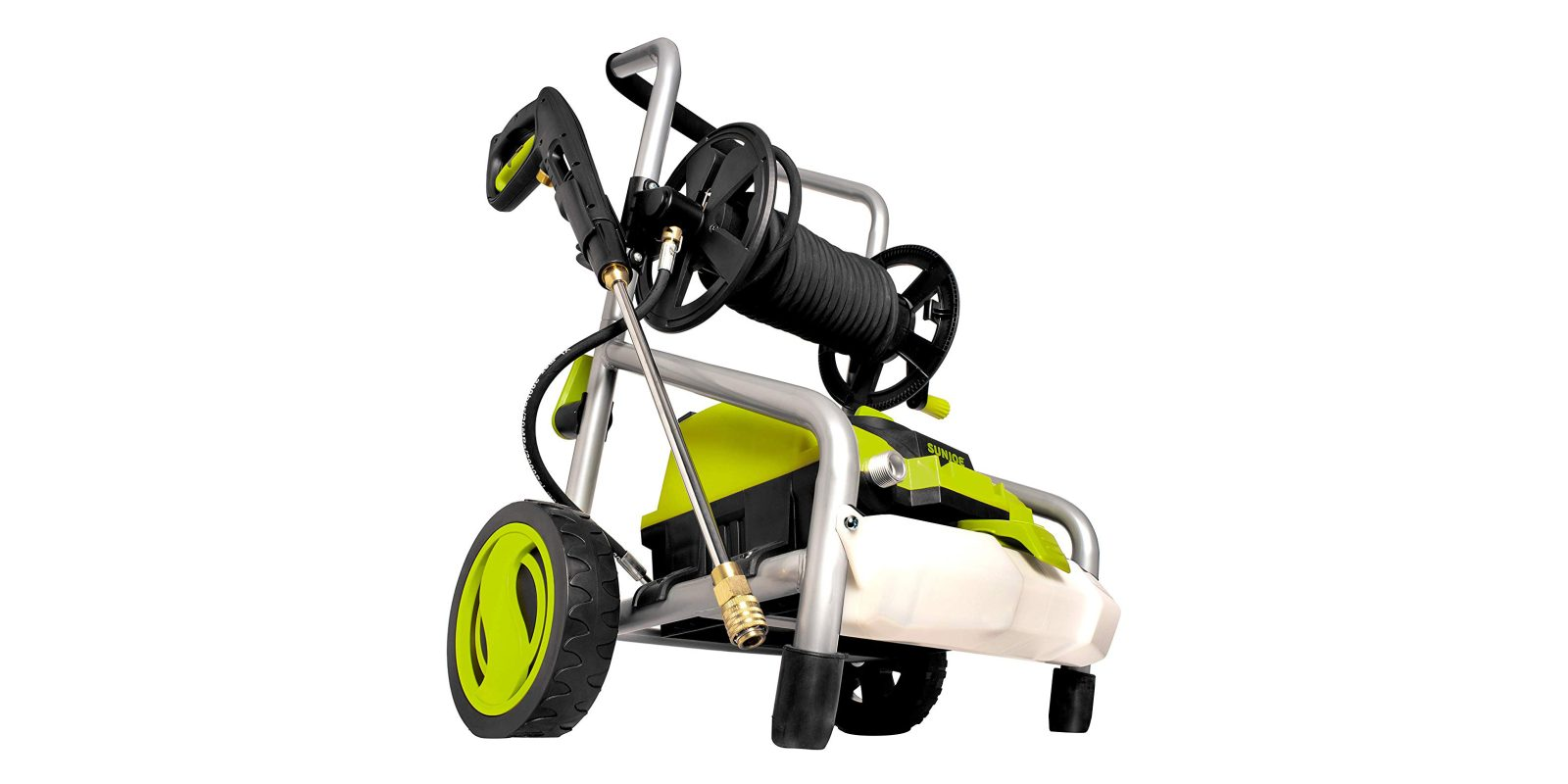 Add Sun Joe's 14A Electric Pressure Washer to your arsenal for $124, more in today's Green Deals