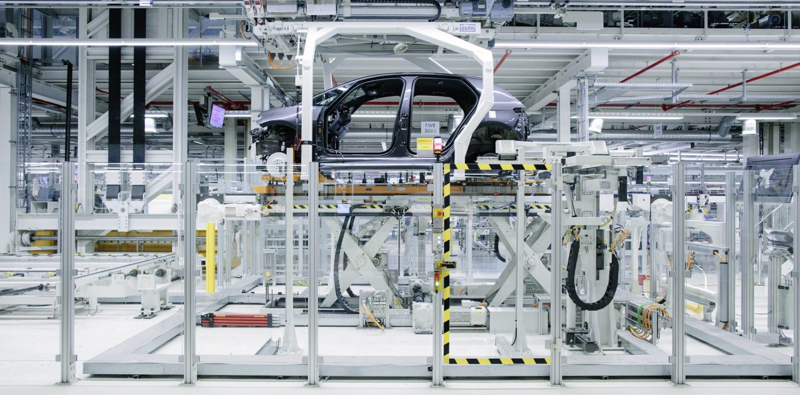 VW has already produced 400 ID.3 electric cars, volume production starts in November