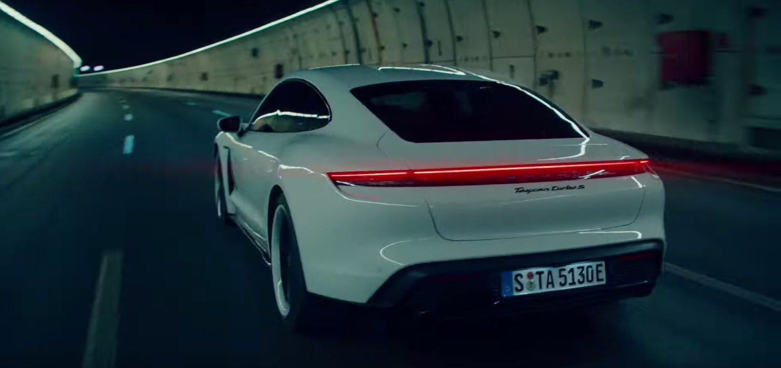 Porsche releases an ad for the Taycan: focuses on 'electrifying the soul'