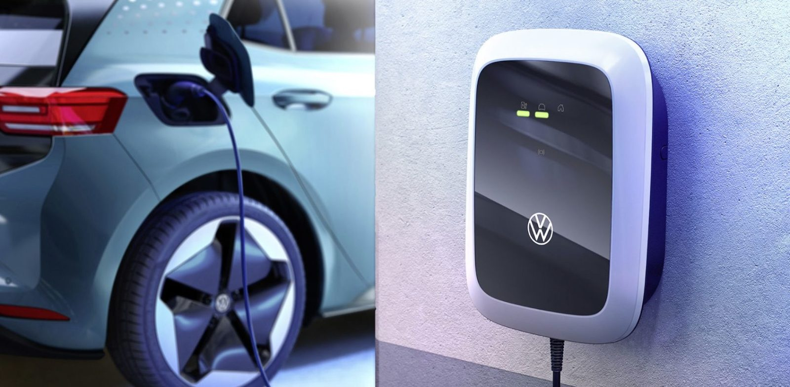 VW unveils new home ID Charger station ahead of ID 3 release