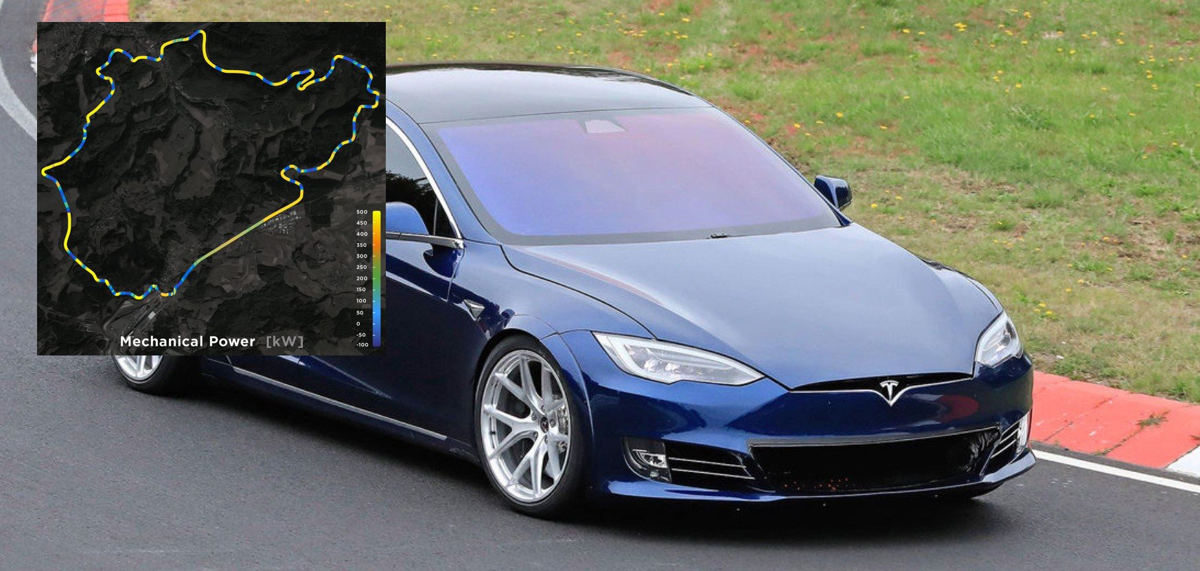 Tesla confirms Model S Plaid ~7:20 time at Nürburgring, making improvements and coming back - Electrek