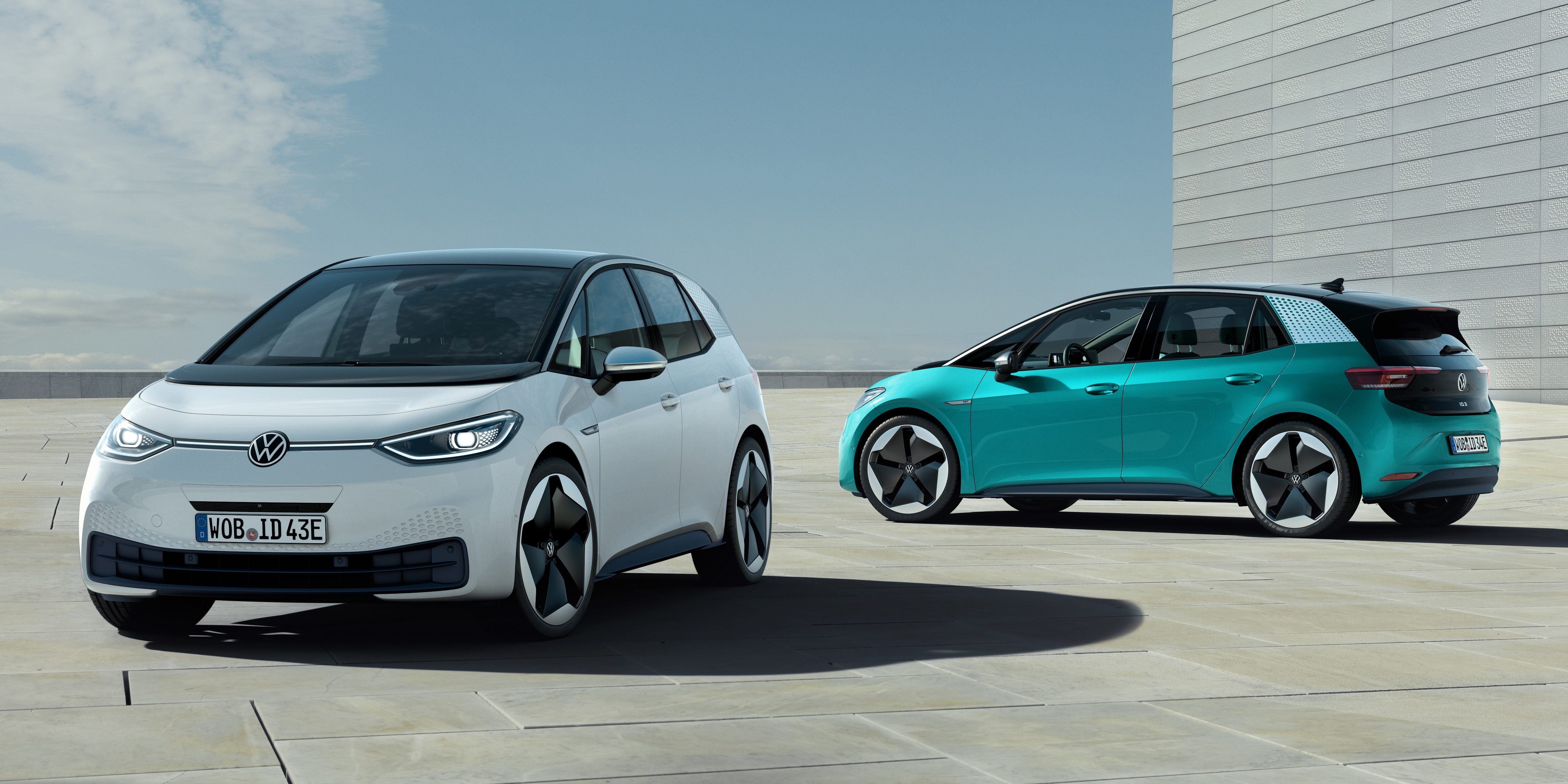 Vw Says It Will Drop 30 000 Id 3 Electric Cars At Once Will Be Cheaper Than Gas Cars Electrek