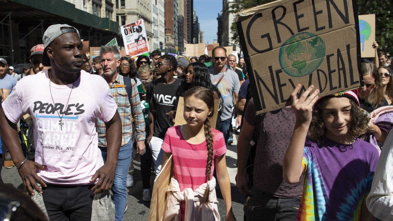 Climate Crisis Weekly: Millions march in the Global Climate Strike, yet Trump snubs the UN climate summit, more