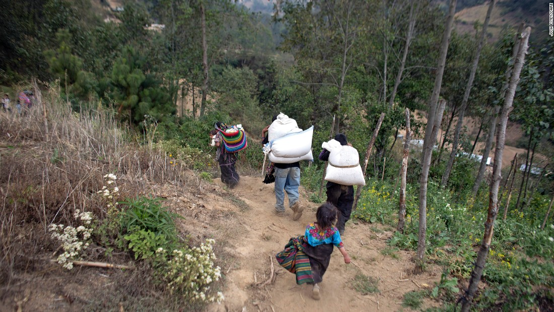 EGEB: Guatemalans emigrate due to climate-change-induced food shortages; nitrous oxide emissions, more