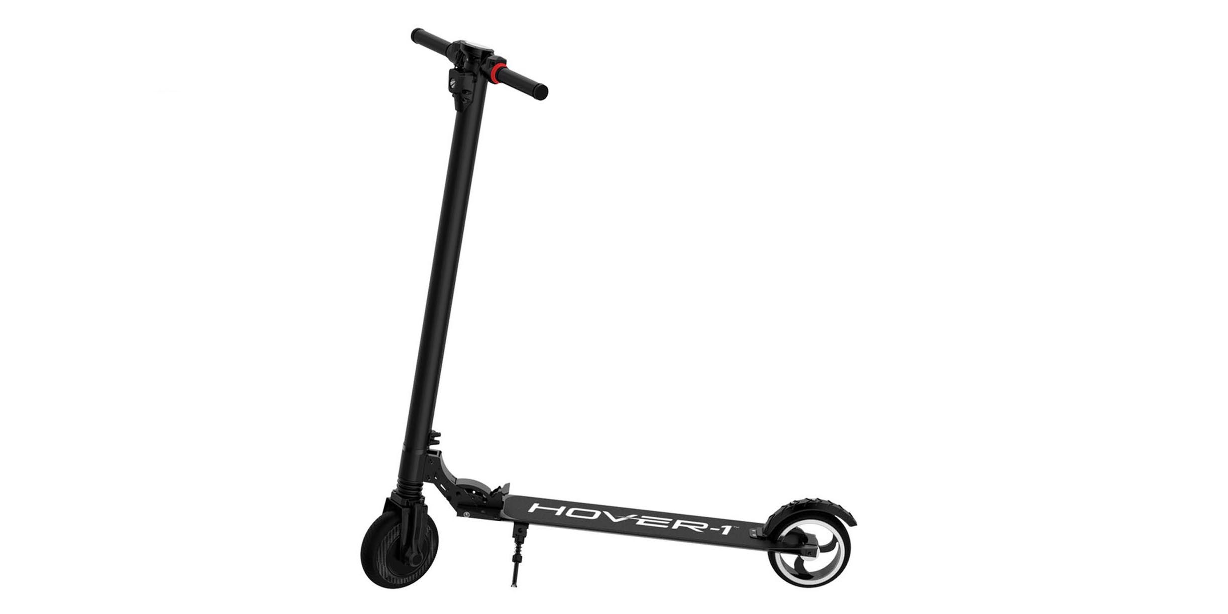 Hover's electric scooter is 50% off at $149 in today's