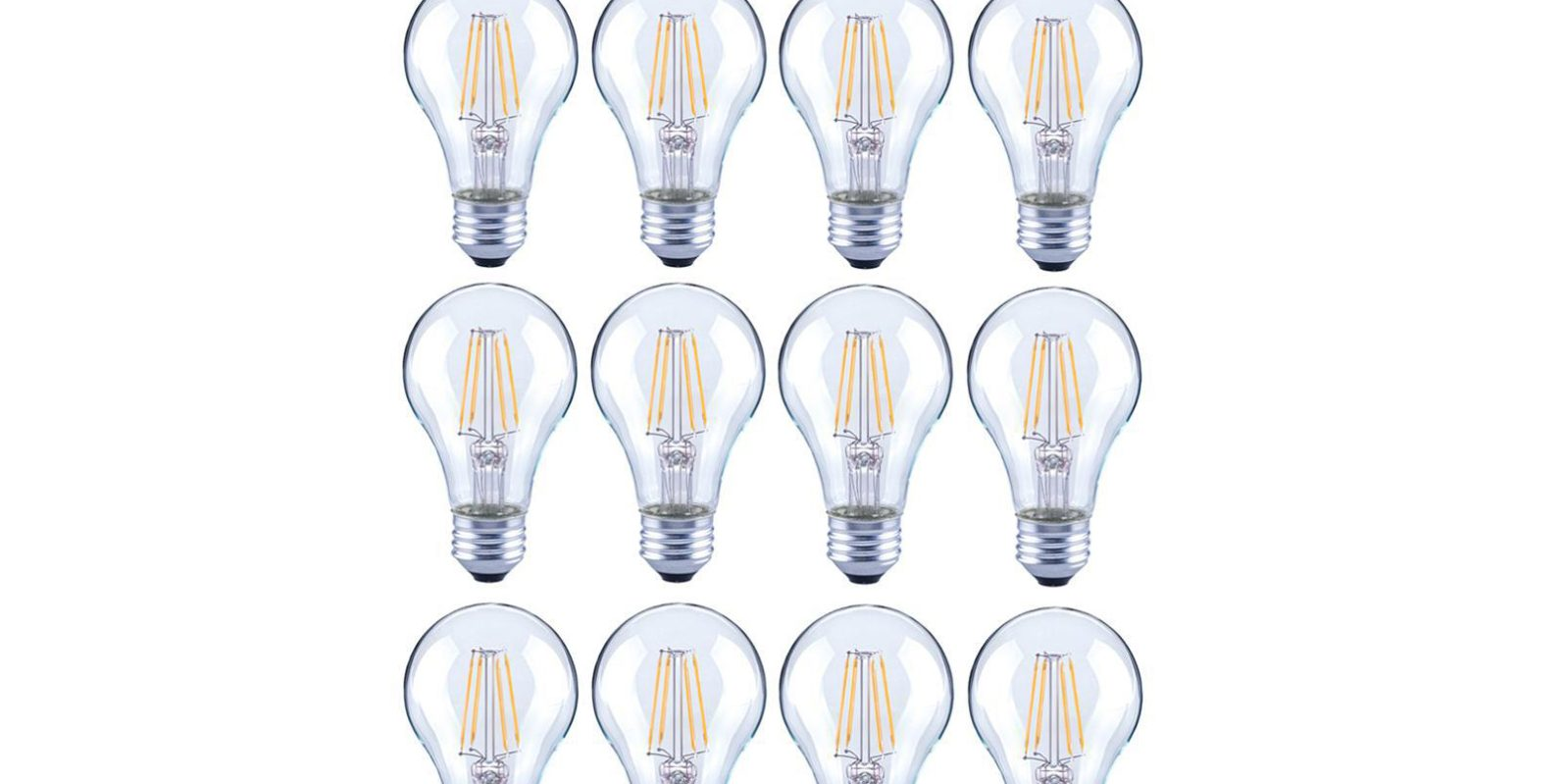 Pick up 12 dimmable LED light bulbs for $11 in today's Green Deals, more
