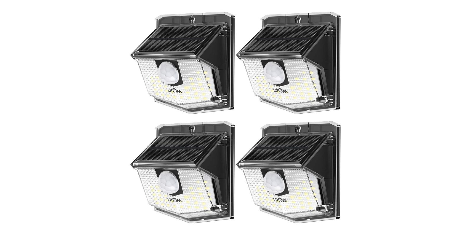 Add four solar outdoor lights to your home for $16, more in today's Green Deals