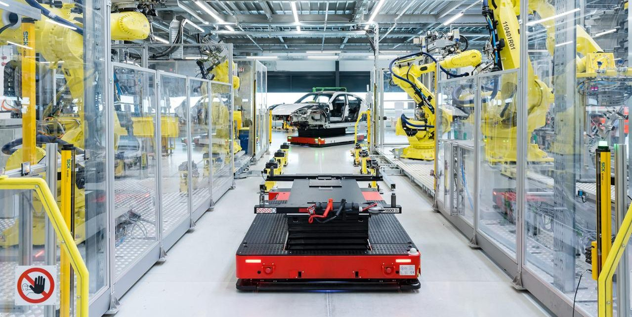Porsche Taycan production to start on September 9 at new factory